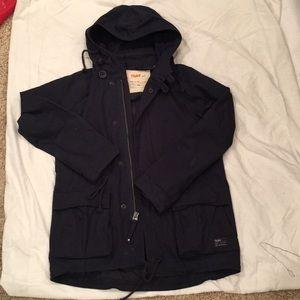 TNA military coat